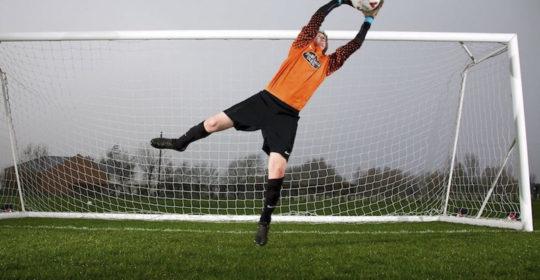 Les lesions dels porters de futbol